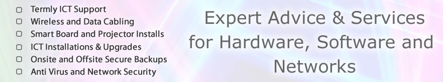 Expert Hardware Software and network Advice